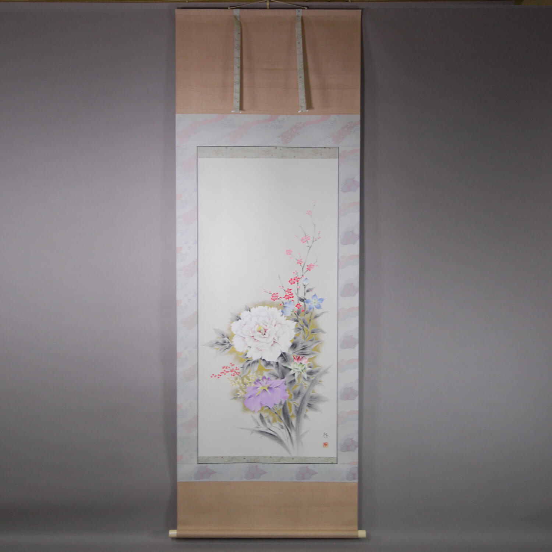 Flowers of Each Season / Keiji Yamazaki