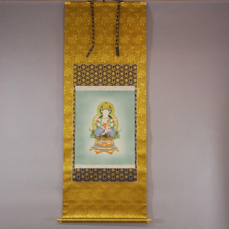 Mahasthamaprapta / Shingo Tanaka
