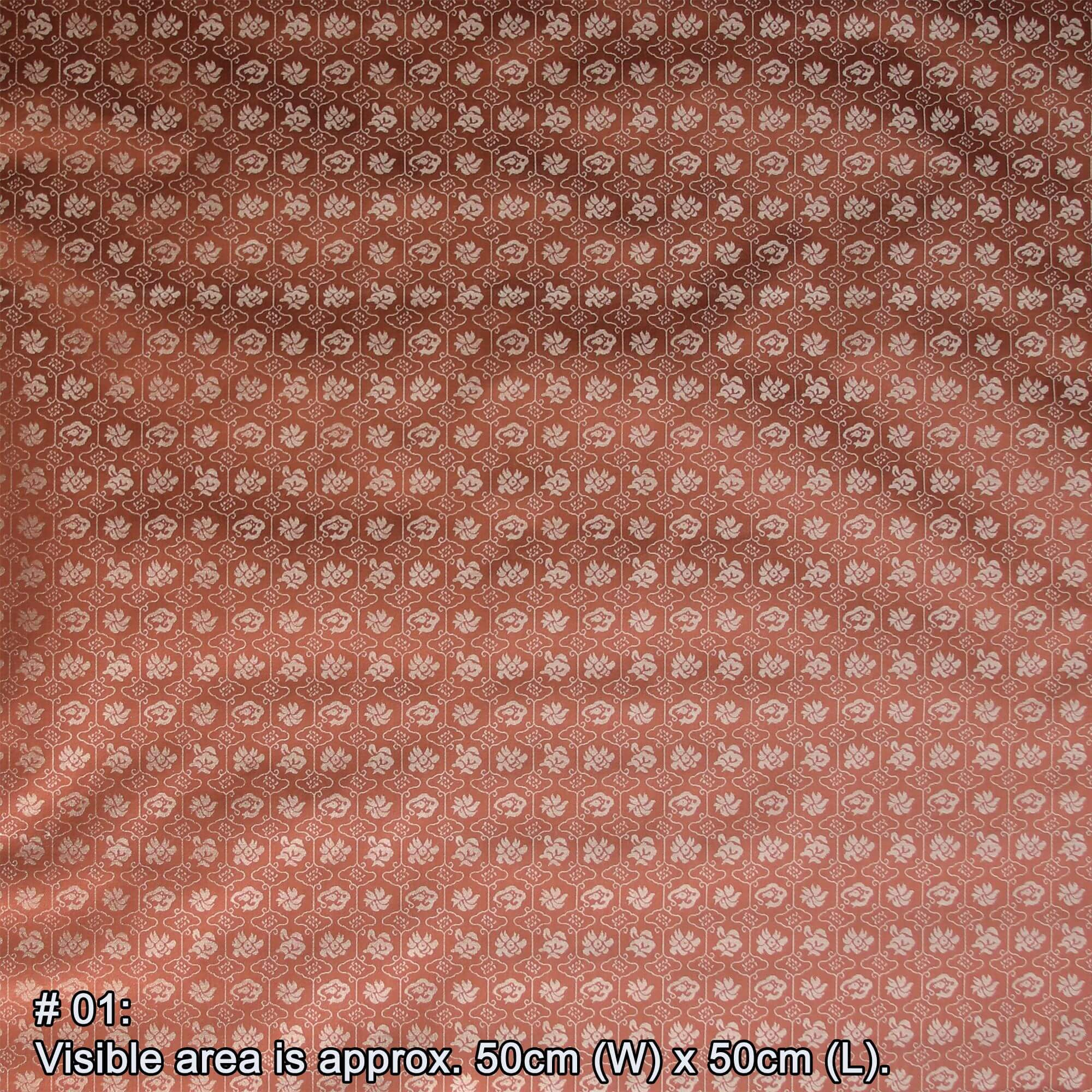 Japanese Fabric for Mounting #001