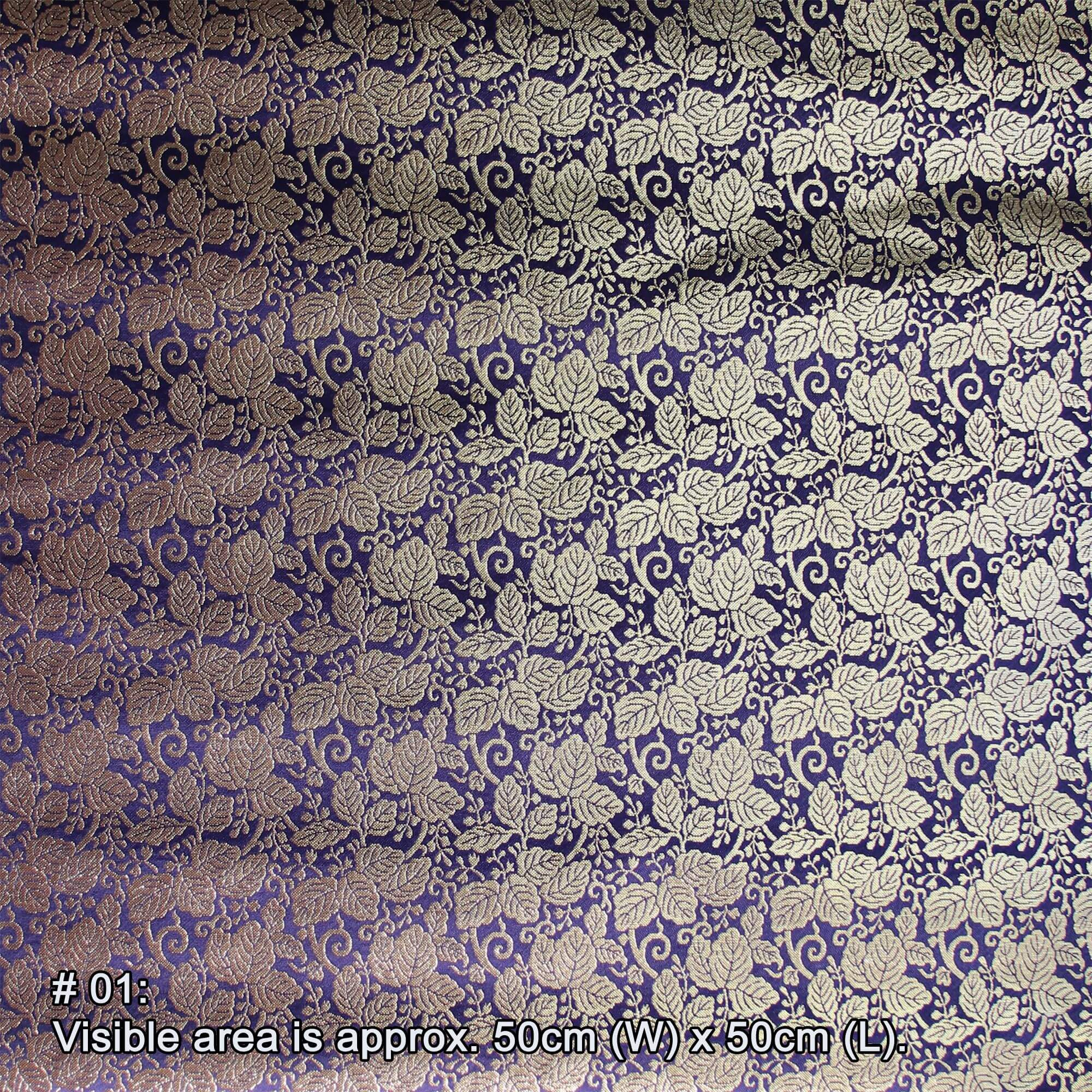 Japanese Fabric for Mounting #002