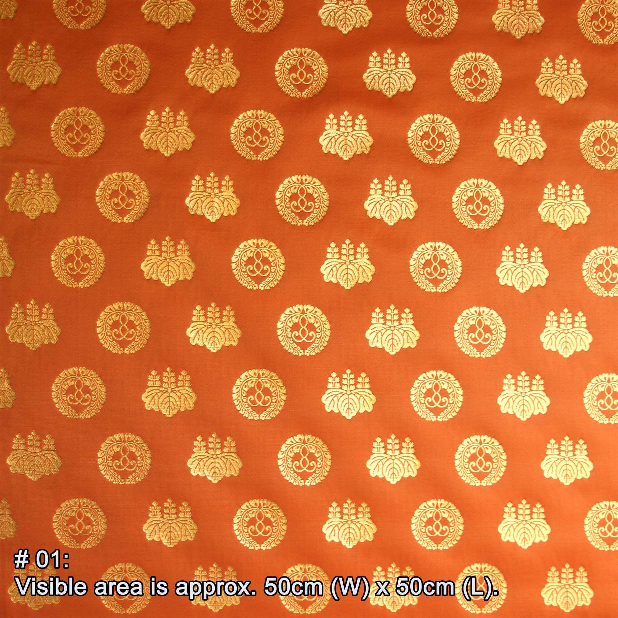 Japanese Fabric for Mounting #003