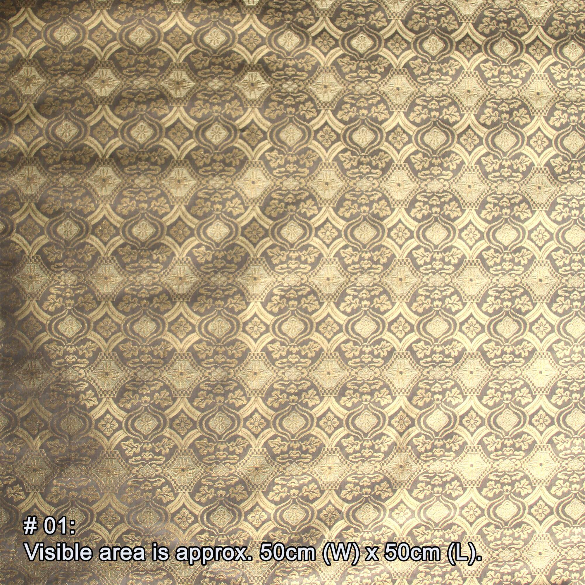 Japanese Fabric for Mounting #004