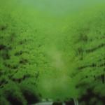 0010 Landscape Painting: Green Sound / Katō Tomo 004