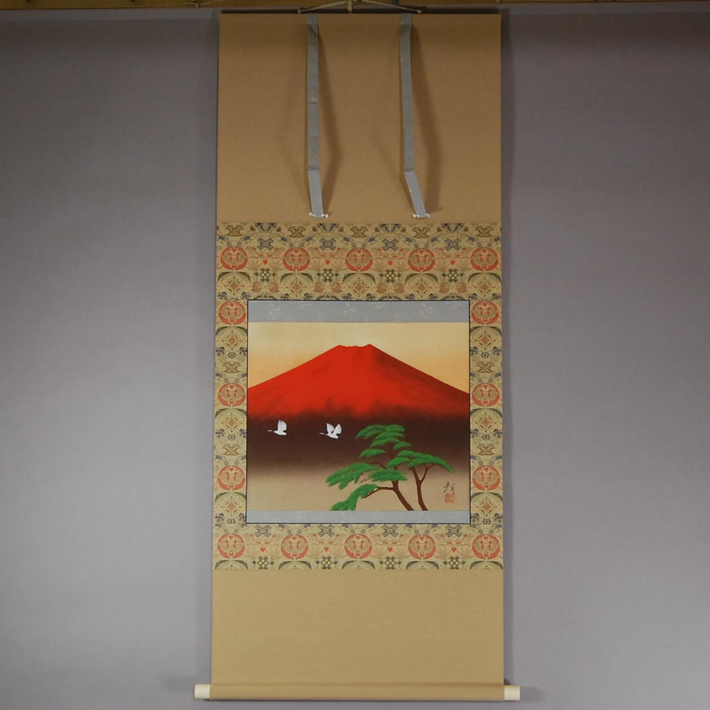 Red Mt. Fuji / Tomo Katou