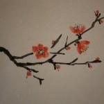 0054 Plum Blossoms Ume / Raitei Arima 004