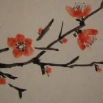 0054 Plum Blossoms Ume / Raitei Arima 005