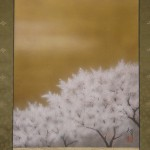 0058 Mt. Fuji and Cherry Blossoms / Katō Tomo 005