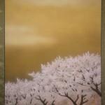0059 Mt. Fuji and Cherry Blossoms / Katō Tomo 005