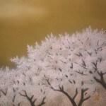 0059 Mt. Fuji and Cherry Blossoms / Katō Tomo 006