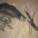 0065 Cherry Blossoms at Night / Seika Tatsumoto 003