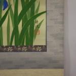 0080 Koi Fish (Carp): Japanese Irises / Shukou Okamoto 007