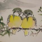 0083 Pretty Birds; Summer Song / Katsunobu Kawahito 005