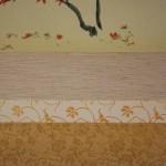 0102 Kakejiku with Autumn Leaves Painting / Raitei Arima 007