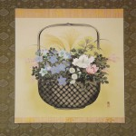 0106 Autumn Flowers Painting / Susumu Kawahara 002