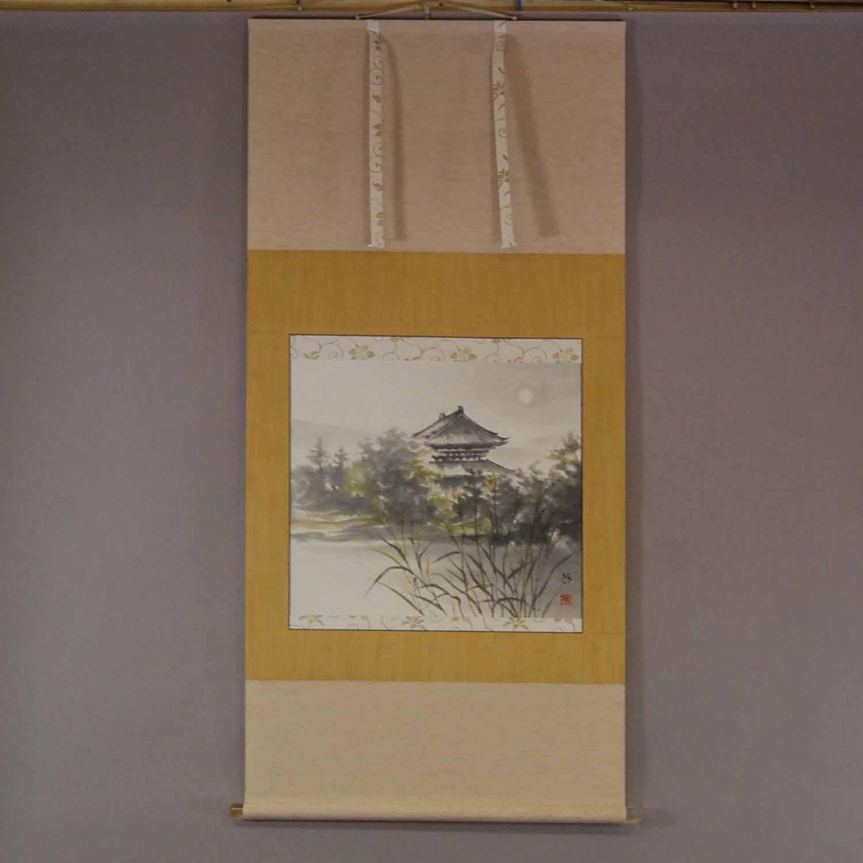 Autumn Scene of the Toudai-ji Temple / Keiji Yamazaki