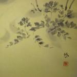 0123 Chidori Bird Painting / Keiji Yamazaki 005