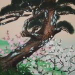 """0125 """"Kotobuki"""" Pine Tree / Susumu Kawahara 005"""