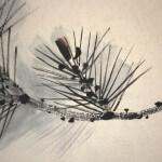0127 Old Pine Painting / Katsunobu Kawahito 005