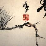 0127 Old Pine Painting / Katsunobu Kawahito 006