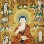 0141 13 Buddhas Painting / Hiroki Usui 004