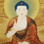 0141 13 Buddhas Painting / Hiroki Usui 005