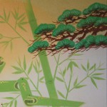0156 Auspicious Snake Painting / Katō Tomo 004
