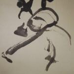 0157 Dream Calligraphy / Kakushou Kametani 004