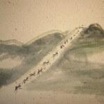0159 Ants Painting & Calligraphy / Katsunobu Kawahito & Kakushou Kametani 005