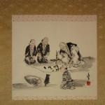 0165 Ryoukan: Calligraphy Painting / Katsunobu Kawahito 002