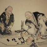 0165 Ryoukan: Calligraphy Painting / Katsunobu Kawahito 003