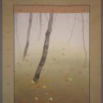 0110 Autumn Leaves Painting / Yukino Sakamoto 003