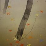 0110 Autumn Leaves Painting / Yukino Sakamoto 004