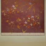 0110 Autumn Leaves Painting / Yukino Sakamoto 006