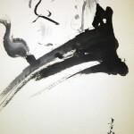 0136 Bodhidharma Painting / Seika Tatsumoto 006
