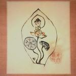 0138 Avalokitesvara: Lotus Painting / Koushou Shimizu 003