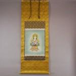 0142 Mahasthamaprapta Painting / Shingo Tanaka 001