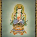 0142 Mahasthamaprapta Painting / Shingo Tanaka 002