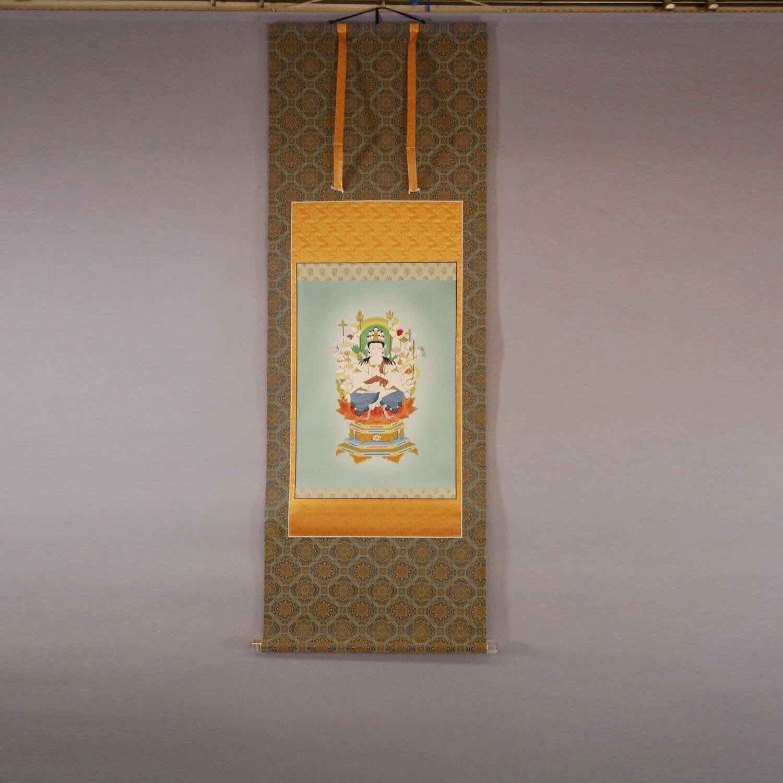 Sahasrabhuja Aaryaavalokitezvara / Shingo Tanaka