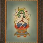 0143 Sahasrabhuja Aaryaavalokitezvara Painting / Shingo Tanaka 002