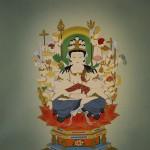 0143 Sahasrabhuja Aaryaavalokitezvara Painting / Shingo Tanaka 003