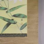 b0008 Lilies Painting / Kaoru Nakagawaji 007