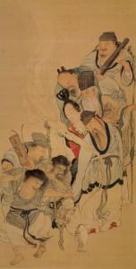 Bunchou Tani's artwork