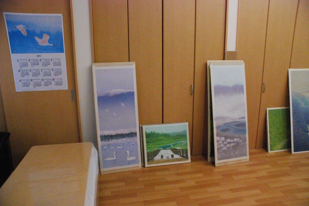 Katō Tomo's Art works