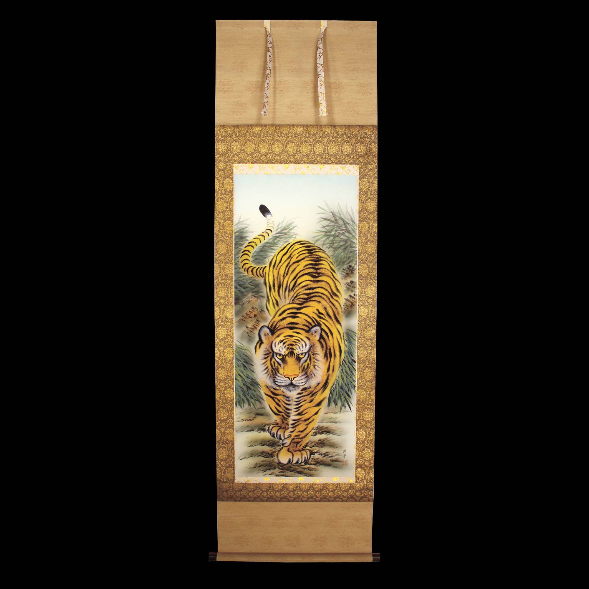 Tiger / Kōdō Sakurai