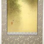 Baisen Hirai Landscape Painting Hanging Scroll
