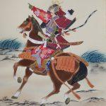 Jin Nakayama Musha Armoured Warrior