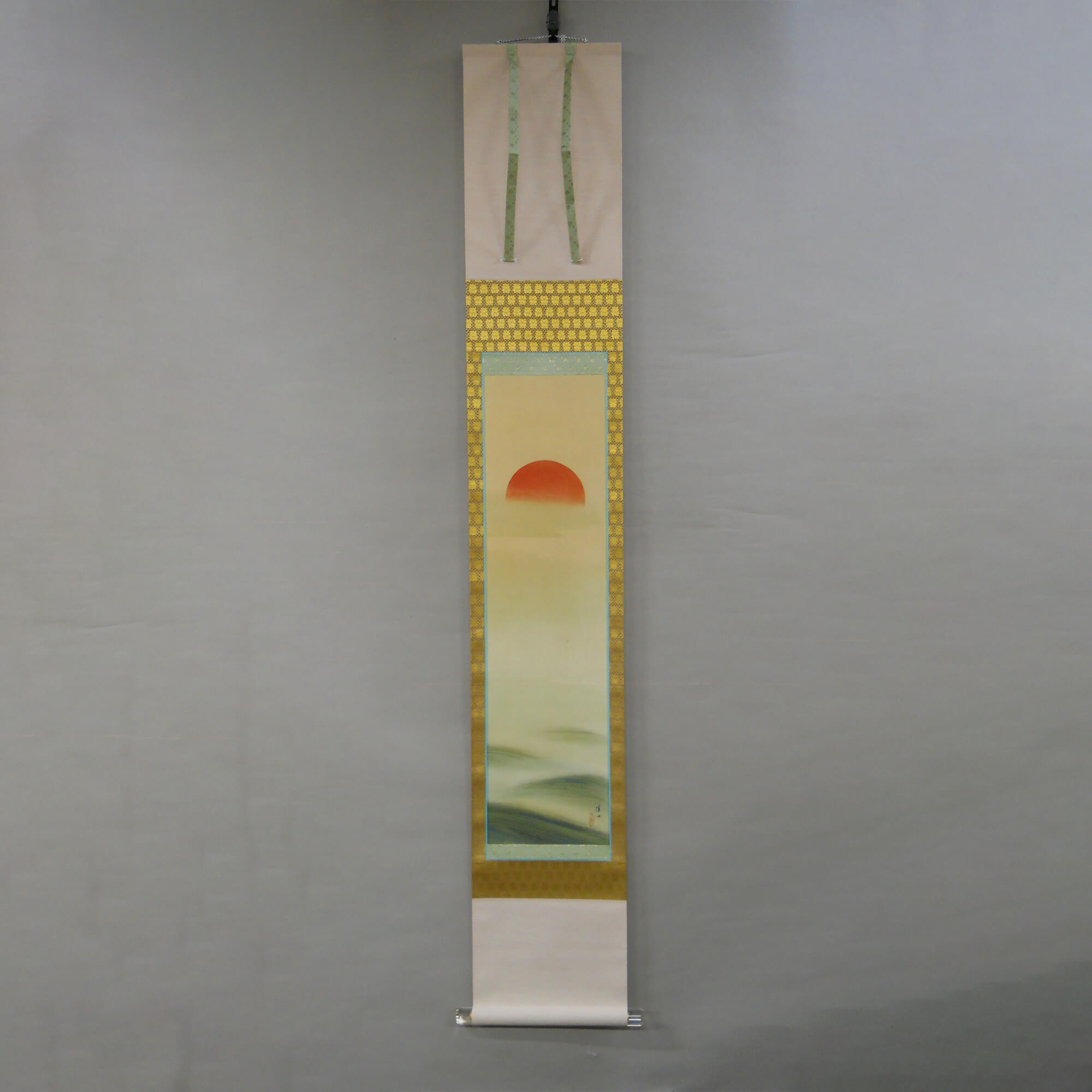 Rising Sun & Waves / Hirai Baisen