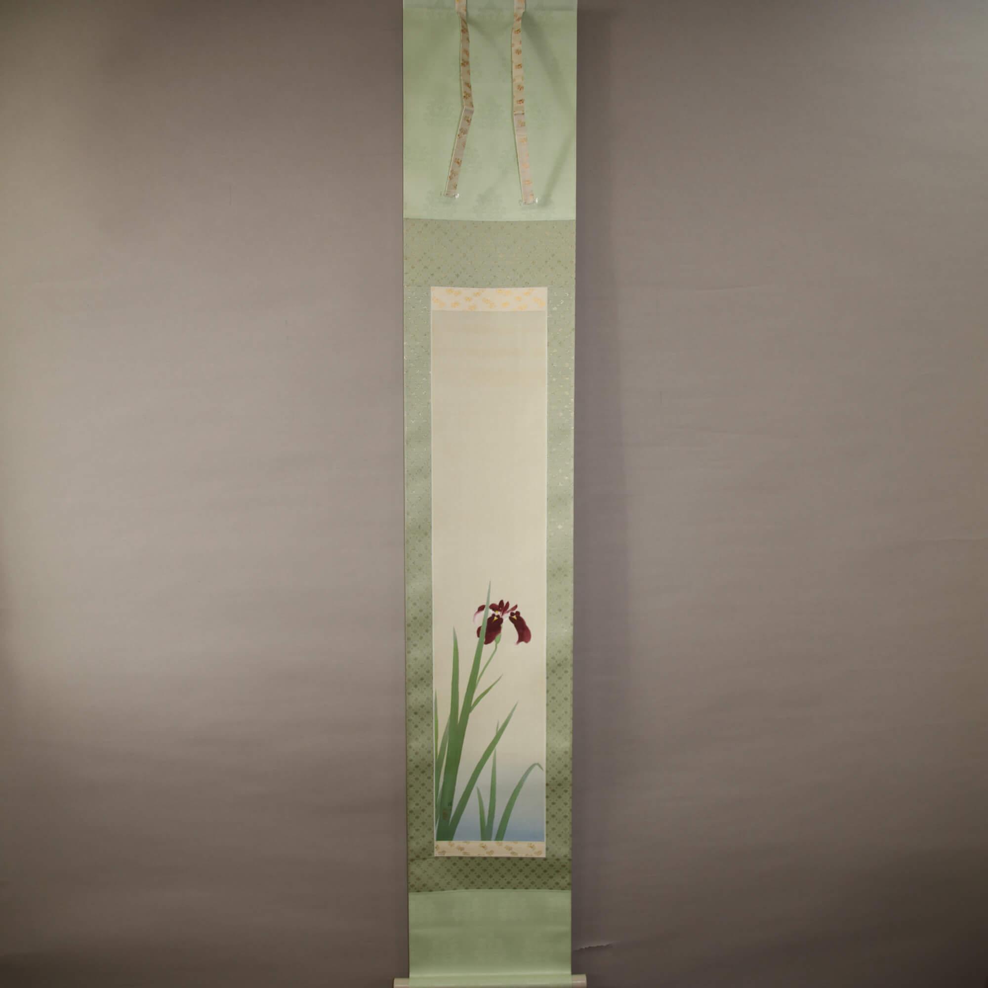 Japanese Irises / Hirai Baisen