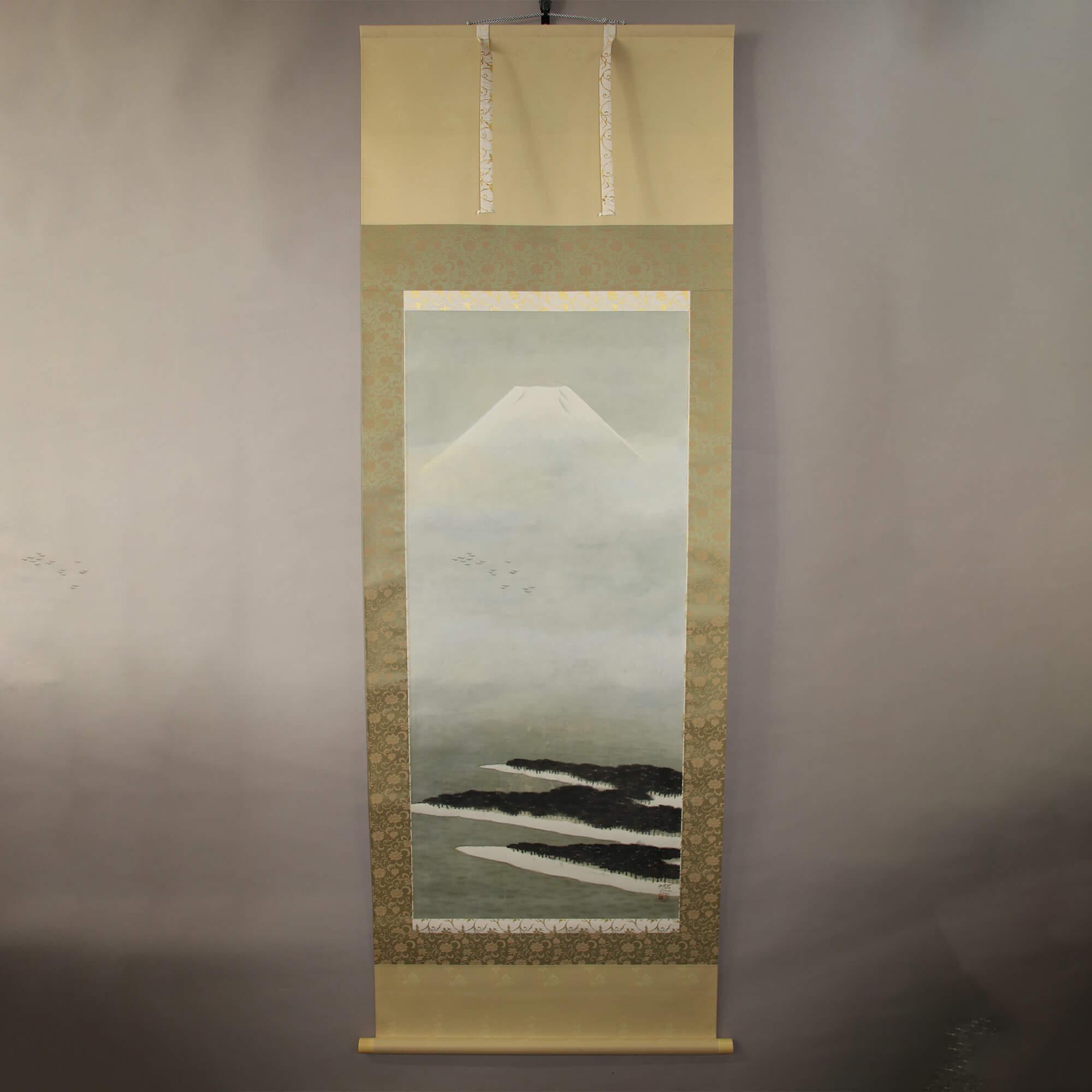 Landscape Painting : Mt. Fuji / Satō Shōzō
