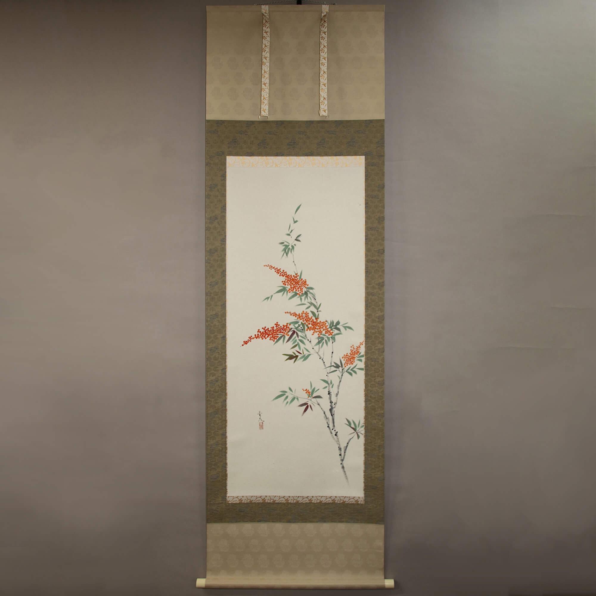 Nandina / Tatsumoto Seika